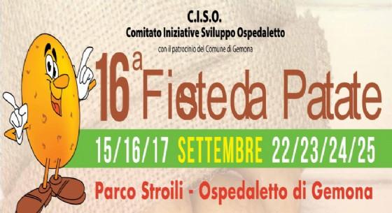 A Gemona del Friuli la Fieste da Patate (© Fieste da Patate)