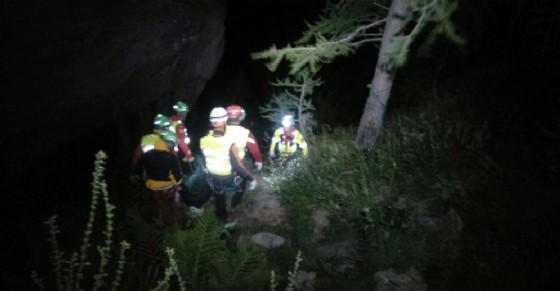 Precipita sulla parete del Caporal, morto alpinista francese