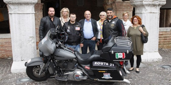 'Route 21 Chromosome on the road' ha fatto tappa a Pordenone