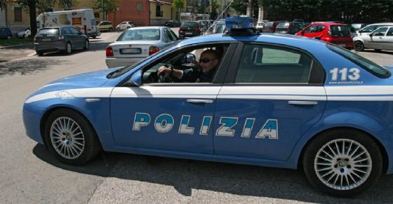 Controllo straordinario del territorio della polizia (© Polizia di Stato)