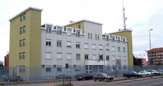 La caserma della Guardia di Finanza (© Diario di Biella)