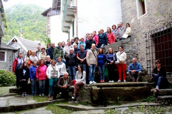 I tanti partecipanti all'iniziativa di domenica scorsa (© Diario di Biella)
