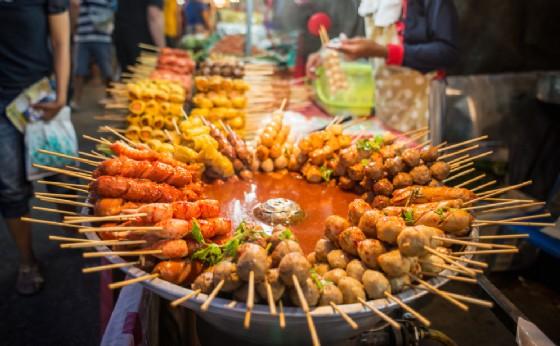 A Ivrea «Street Food Parade» (© Shutterstock.com)