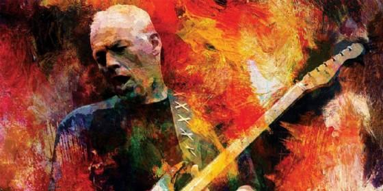 David Gilmour Live At Pompeii, al Visionario (© Visionario)
