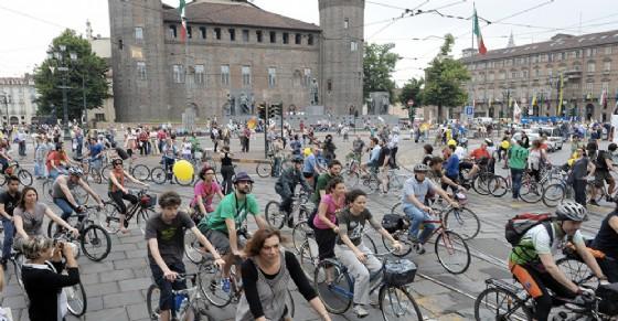 Settimana della Mobilità Sostenibile (© Ansa Foto)