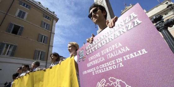 Cgil Fvg: «Ius soli passo indispensabile verso l'integrazione» (© ANSA)