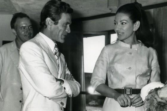Maria Callas, arriva il film «L'isola di Medea» (© «L'isola di Medea» Ufficio Stampa)