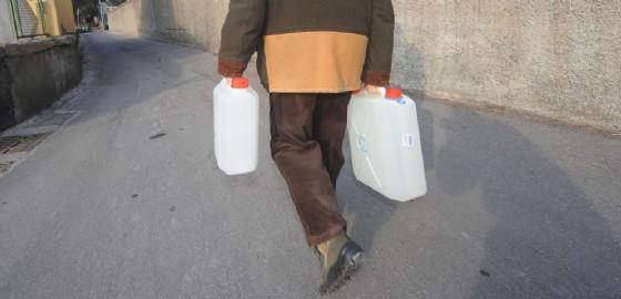 Paderno senz'acqua da due giorni: disagi per la popolazione (© ANSA)