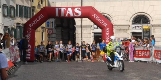 Maratonina città di Udine: inizia la festa (© Maratonina città di Udine)