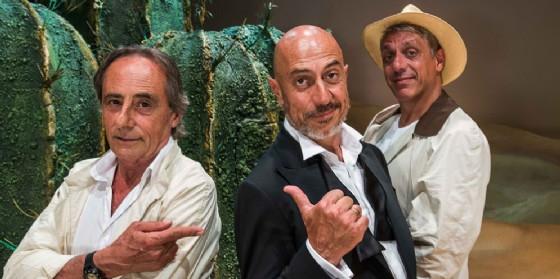 Presentata la nuova stagione artistica del Teatro Comunale di Gradisca d'Isonzo con molte prime regionali (© Teatro Comunale di Gradisca d'Isonzo)