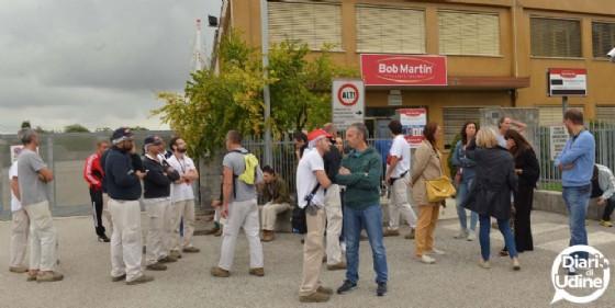 Chiude la Bob Martin: da lunedì 70 persone in mobilità (© Diario di Udine)