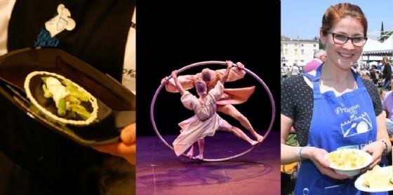 Gli eventi in programma venerdì 15 settembre (© Circo all'Incirca | Pro Loco Fvg)