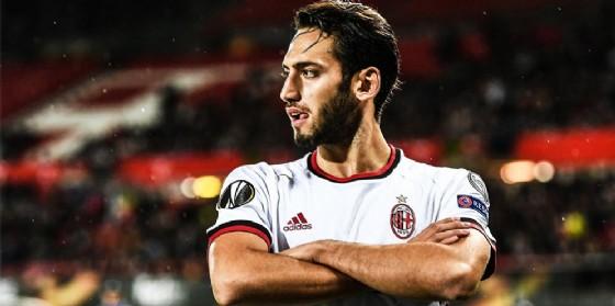 Hakan Calhanoglu, prima stagione al Milan