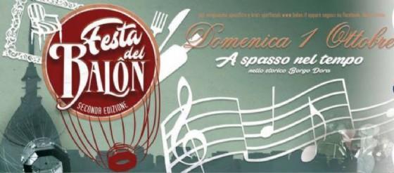 «A spasso nel Tempo», a Borgo Dora viaggio nella storia con la Festa del Balon (© «A spasso nel Tempo», la Festa del Balon di Torino)