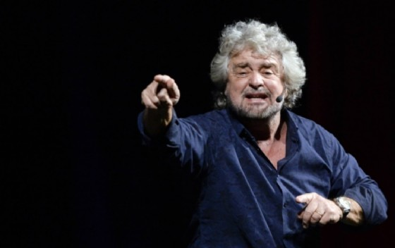 Beppe Grillo torna in Friuli (© Azalea)