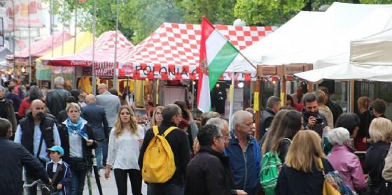 ARLeF a Gusti di Frontiera: anche la lingua friulana tra stand e visitatori