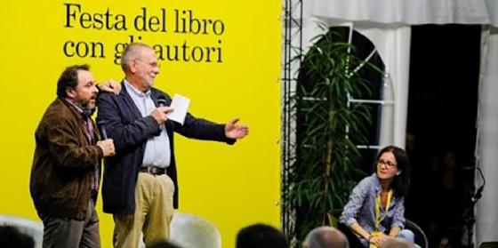 Cirri e Balasso a Udine grazie ad Amga Energia & Servizi che lancia l'evento abbinato alla partnership (© Amga Energia & Servizi)