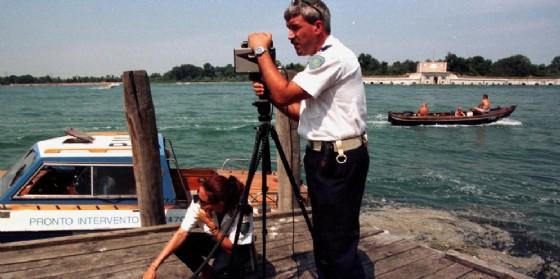 Venezia: il telelaser arriva a San Marco