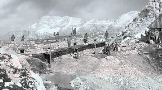 Grande Guerra: 100 mila euro per il recupero delle testimonianza a Chiusaforte (© Tonazzi)