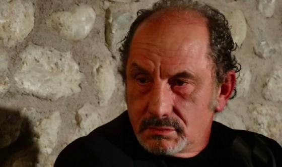 Pino Roveredo (© Diario di Trieste)