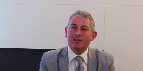 Il consigliere delegato all'istruzione Alessandro Basso