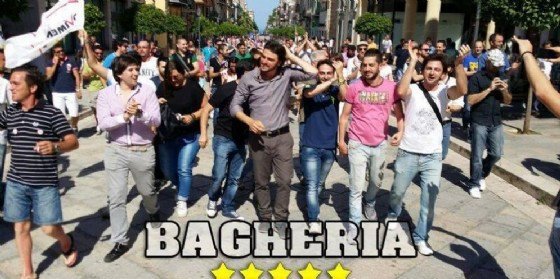 Il sindaco pentastellato di Bagheria Patrizio Cinque