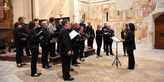 Note d'Europa 3:  Schubert D167 in Sol Maggiore per Coro, Soli e pianoforti