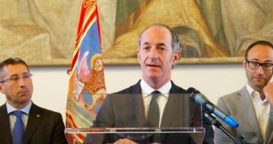 Luca Zaia, Presidente della Regione Veneto