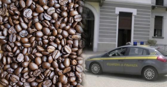 Maxisequestro da 500mila euro a un'azienda di caffè a Torino