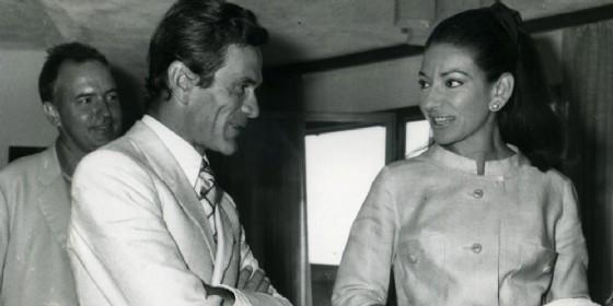 """Cinema, vola ad Atene """"L'Isola di Medea"""", il film che racconta l'amore impossibile Callas"""