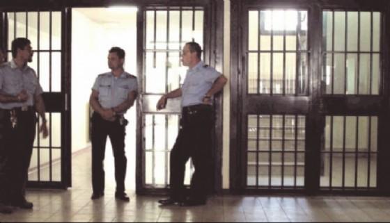 Agenti della polizia penitenziaria