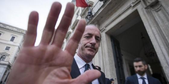 Il Presidente della Regione Veneto, Luca Zaia