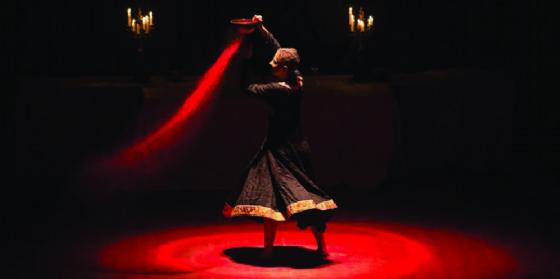 Al Teatro Verdi in arrivo la danza macabra medievale con 'Rosso Angelico'