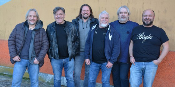 Gruppo Hit, grande ritorno dei Nomadi a Nova Gorica