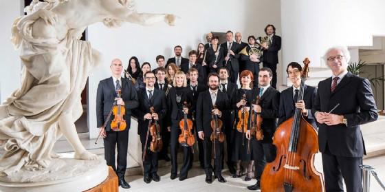 L'Orchestra Busoni assieme al pianista Krpan in concerto al Castello di Udine