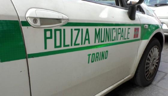 Sul posto è intervenuta la polizia municipale (© Polizia Municipale)