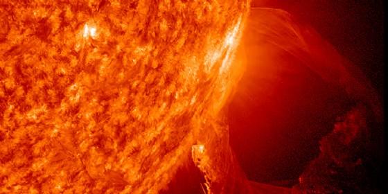 All'Immaginario Scientifico speciali osservazioni del Sole al telescopio