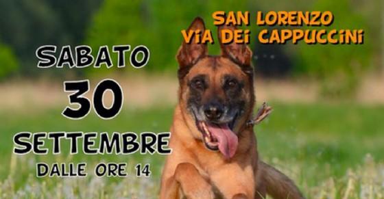 Sabato l'inaugurazione dell'area cani (© Eporedia Dogs)
