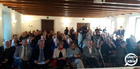 """Tondo stoppa Riccardi:"""" Il candidato non c'è ancora"""" (© Diario di Udine)"""