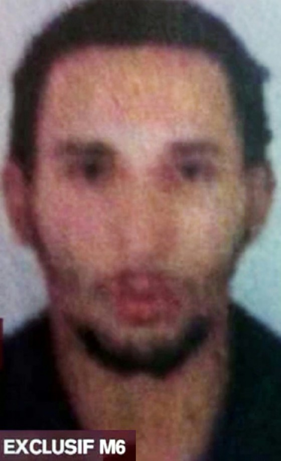 This file handout TV grab of French channel M6 taken and released on March 25, 2012 shows a picture of Abdelkader Merah, the older brother of the Toulouse gunman Mohamed Merah. The trial of Abdelkader Merah begins on October 2