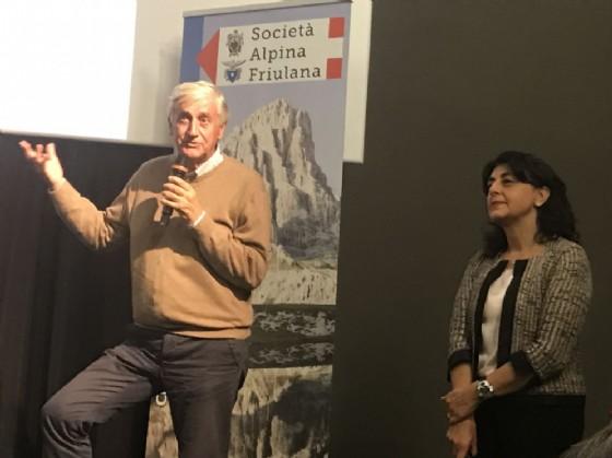 Santoro: cittadini primi ambasciatori del patrimonio (© Regione Friuli Venezia Giulia)