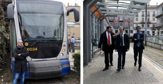 """Il tram della linea 6 va in """"pensione"""", le polemiche non mancano (© Alessio Sanna)"""