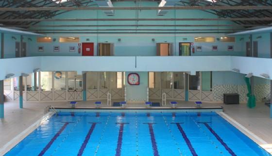 La piscina (© Pallanuoto Trieste)