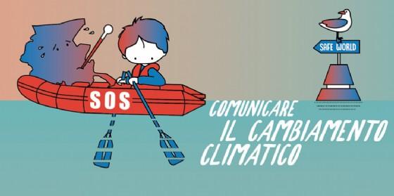 """""""Comunicare il cambiamento climatico"""" (© Legambiente Fvg)"""