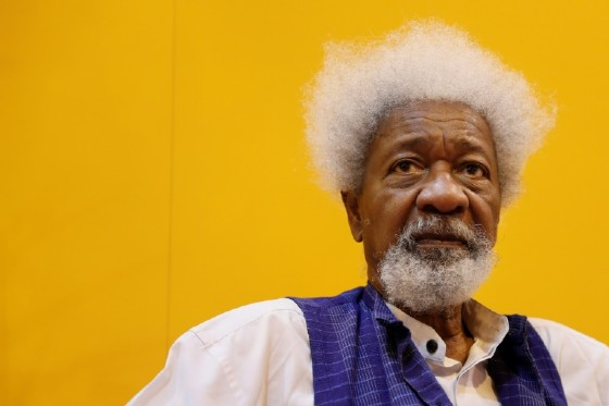 Nigeria's Wole Soyinka became the first African to be recognised with the prize, which from 1901 to 1985 went to only eight people from outside the US and EUurope