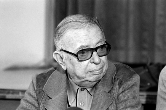 French philosopher Jean-Paul Sartre was one of several authors to turn down the Nobel Literature Prize