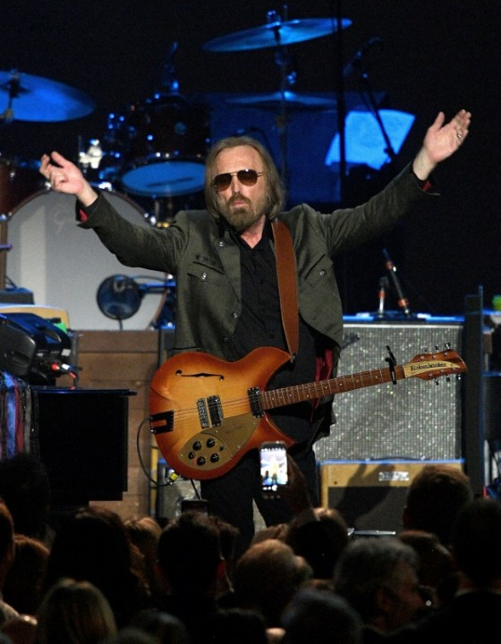 Tom Petty embraced the country influences of the South, especially when he crafted the 1985 concept album 'Southern Accents'