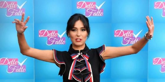 Caterina Balivo torna a «Detto Fatto»