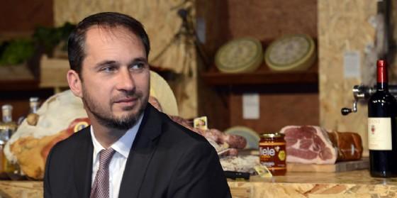 L'assessore regionale Shaurli (© Diario di Trieste)
