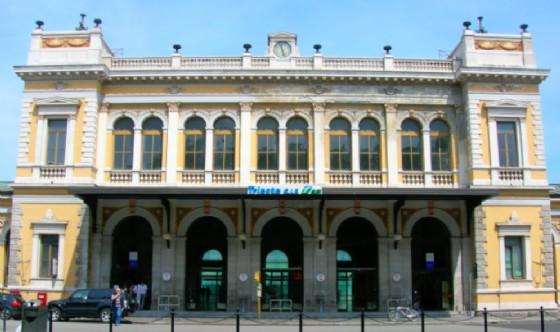 La stazione di Trieste